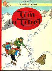 Tim und Struppi / Tim, der Pfiffige Reporter -20- Tim in Tibet