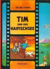 Tim und Struppi / Tim, der Pfiffige Reporter -C3- Tim und der Haifischsee