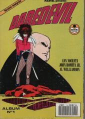 Daredevil (Semic) -Rec01- Album N°1 (du n°1 au n°3)