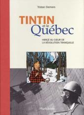 (AUT) Hergé -187- Tintin et le Québec