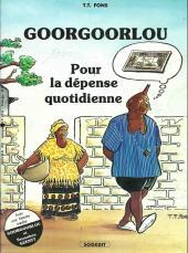 Goorgoorlou - Pour la dépense quotidienne