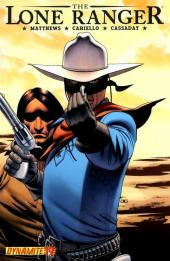 Lone Ranger Vol.1 (The) (Dynamite - 2006) -19- Resolve