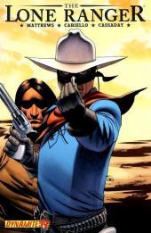 The lone Ranger Vol.1 (Dynamite - 2006) -19- Resolve
