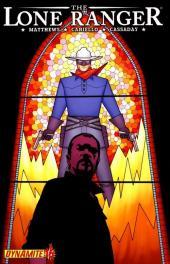 The lone Ranger Vol.1 (Dynamite - 2006) -16- Ostinato