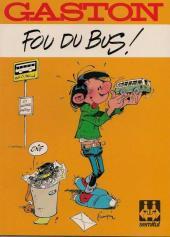 Gaston (Hors-série) -FB34- Fou du bus - Semitum