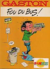 Gaston (Hors-série) -FB35- Fou du bus - Sun Bus