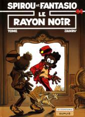 Spirou et Fantasio -44Ind- Le Rayon noir