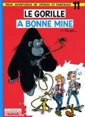 Spirou et Fantasio -11Ind- Le gorille a bonne mine