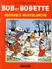 Bob et Bobette (Publicitaire) -Van- Adorable Neigeblanche