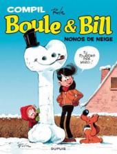 Boule et Bill -02- (Édition actuelle) -Compil1- Nonos de neige