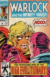 Warlock and the Infinity Watch (1992) -3- The Fearsome Fate of the High Evolutionary