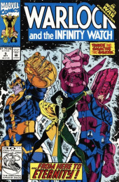 Warlock and the Infinity Watch (1992) -9- Old wounds