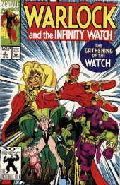 Warlock and the Infinity Watch (1992) -2- The Gathering of the Watch
