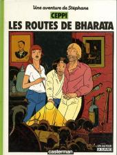 Stéphane Clément -4a- Les routes de Bharata