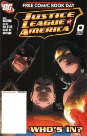 Justice League of America (2006) -0- Yesterday, today, tomorrow