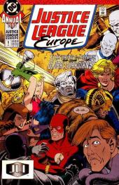 Justice League Europe (1989) -AN01- Bialya blues