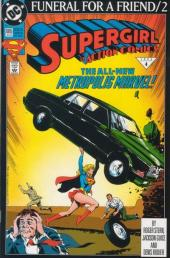 Action Comics (1938) -685- Re:actions
