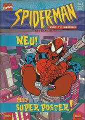 Spider-Man (en allemand) -1- Kraven the hunter