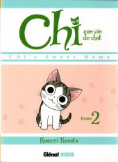 Chi - Une vie de chat (format manga) -2- Tome 2