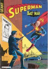 Superman Géant (Sagédition - 2e série) -35- Superman - kent contre super-luthor