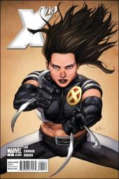 X-23 (2010) -4- Songs of the orphan child Part 1