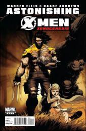 Astonishing X-Men: Xenogenesis (2010) -4- Xenogenesis