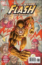 Flash (The) (2010) -8- Reverse flash : rebirth