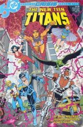 New Teen Titans Vol.2 (The) (DC comics - 1984) -13- Crisis