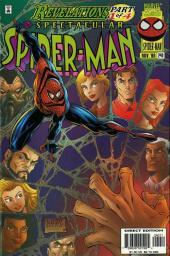 Spectacular Spider-Man (The) (1976) -240- Revelations : walking into spiderwebs