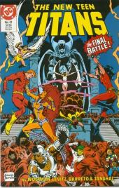 New Teen Titans Vol.2 (The) (DC comics - 1984) -31- Resolution