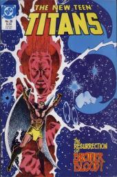 New Teen Titans Vol.2 (The) (DC comics - 1984) -28- Ressurection