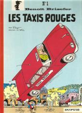 Benoît Brisefer -1b1988- Les taxis rouges