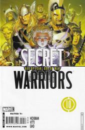 Secret Warriors (2009) -10- God of fear, god of war