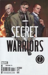 Secret Warriors (2009) -7- God of fear, god of war