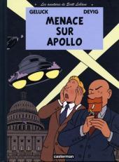 Les aventures de Scott Leblanc -2- Menace sur Apollo