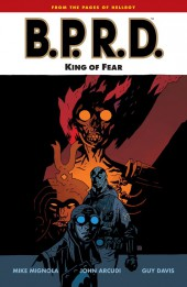 B.P.R.D. (2003) -INT14- King of Fear