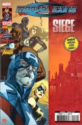 Marvel Icons (Marvel France 1re série) -69- Le Messager du futur