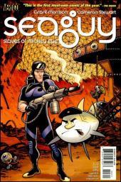 Seaguy: The Slaves of Mickey Eye (2008) -3- Burn, mickey, burn