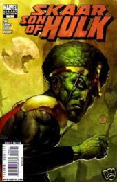 Skaar: Son of Hulk (2008) -6'- Heroes and monsters