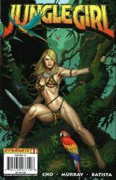Jungle girl (2007) -1- Tome 1