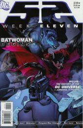 52 (2006) -11- Batwoman begins!