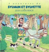 Sylvain et Sylvette (Album pour les tout-petits - Le Lombard) -HS- 3 aventures de Sylvain et Sylvette