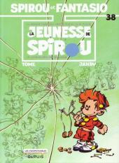 Spirou et Fantasio -38Ind2011- La Jeunesse de Spirou