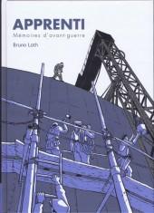 Apprenti / Ouvrier -1- Apprenti - Mémoires d'avant-guerre