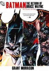 Batman: The Return of Bruce Wayne (2010) -INT- The Return of Bruce Wayne
