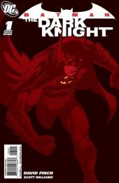 Batman: The Dark Knight (2010) -1VC1- Golden dawn part 1