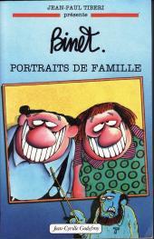 (AUT) Binet - Portraits de famille