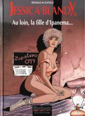 Jessica Blandy -6a1999- Au loin, la fille d'Ipanema...