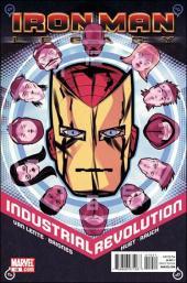 Iron Man Legacy (2010) -10- Industrial revolution part 5 : no way back