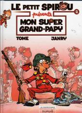 Le petit Spirou présente... -2Ind- Mon super Grand-Papy